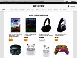 cdkey.se screenshot