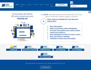 cdldf.com.br screenshot