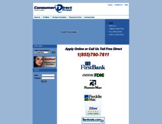 cdmtg1.mortgage-application.net screenshot