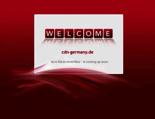 cdn-germany.de screenshot