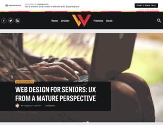 cdn.designfaves.com screenshot