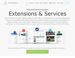 cdn.dj-extensions.com screenshot
