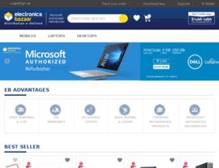 cdn.electronicsbazaar.com screenshot