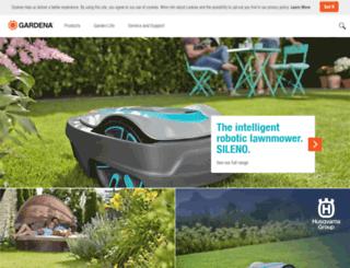 cdn.gardena.com screenshot
