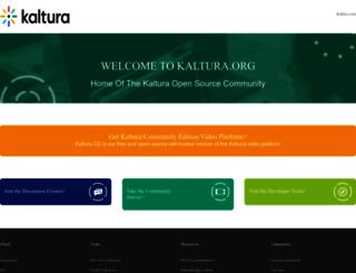 cdn.kaltura.org screenshot