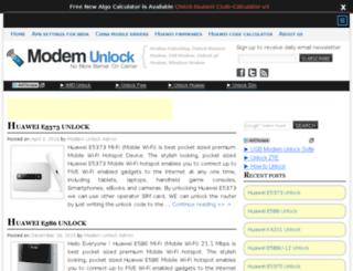 cdn.modemunlock.com screenshot