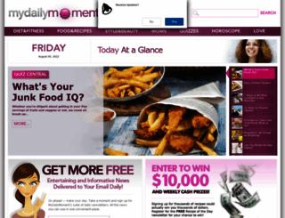 cdn.mydailymoment.com screenshot