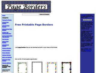 cdn.pageborders.net screenshot