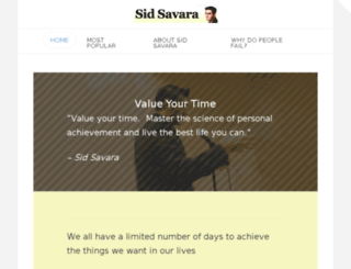 cdn.sidsavara.com screenshot