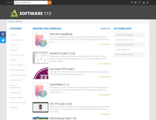 cdn.software112.com screenshot