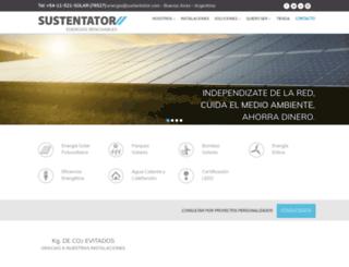 cdn.sustentator.com screenshot
