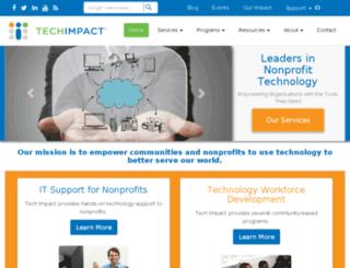 cdn.techimpact.org screenshot