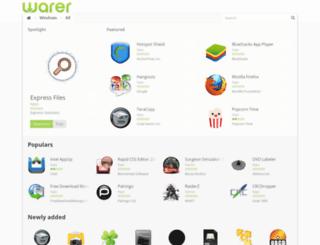 cdn.warer.com screenshot