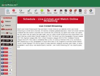 cdn27.crichd.in screenshot
