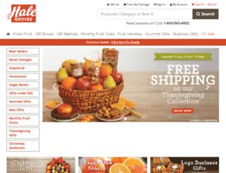 cdnll.halegroves.com screenshot