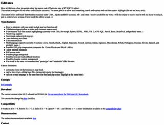 cdolivet.com screenshot