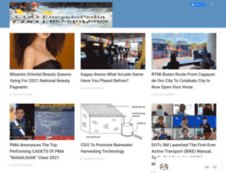cdopedia.com screenshot