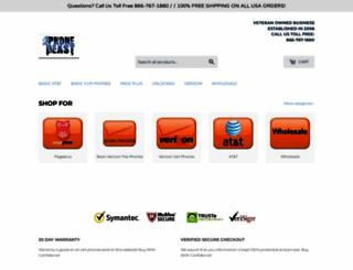 cdphonehome.com screenshot