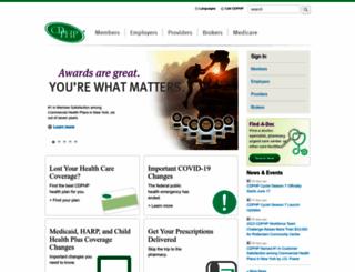 cdphp.com screenshot