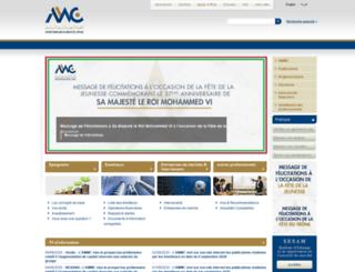 cdvm.gov.ma screenshot