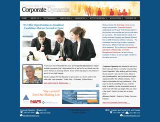 cdynamix.com screenshot