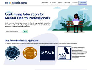 ce-credit.com screenshot