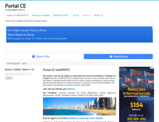 ce.maisperto.com.br screenshot
