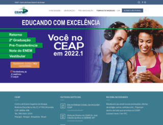 ceap.br screenshot
