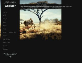 ceaster.com screenshot