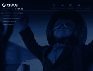 ceatus.com screenshot