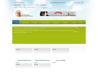 cebh.info screenshot
