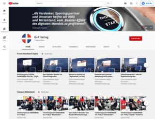 cebit-studio-mittelstand.de screenshot