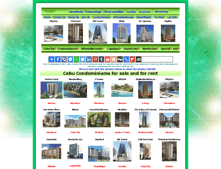 cebucondominiums.net screenshot