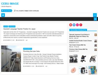 cebuimage.com screenshot
