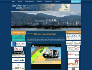 cebuinvestment.com screenshot