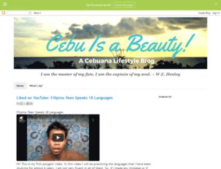 cebuisabeauty.com screenshot