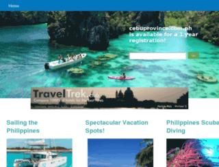 cebuprovince.com.ph screenshot