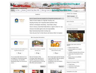 ceburealestateagent.com screenshot