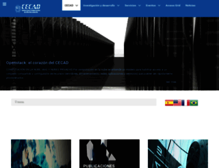 cecad.udistrital.edu.co screenshot