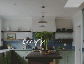 cecyj.com screenshot
