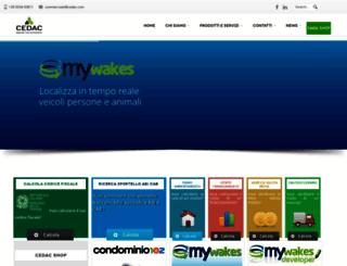 cedac.com screenshot