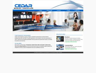 cedar.com.my screenshot