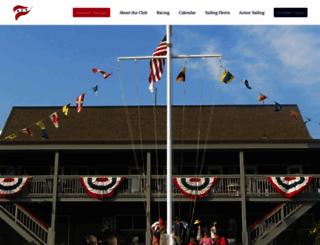 cedarpointyc.org screenshot