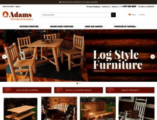 cedarwoodfurniture.com screenshot