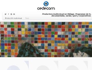 cedecom.net screenshot