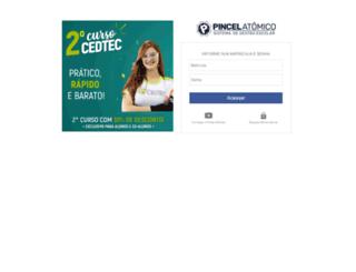 cedtecvirtual.com.br screenshot