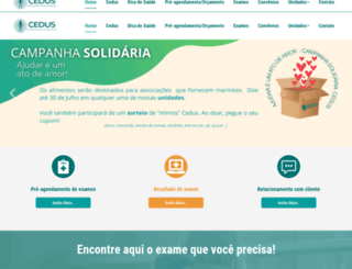 cedus.com.br screenshot