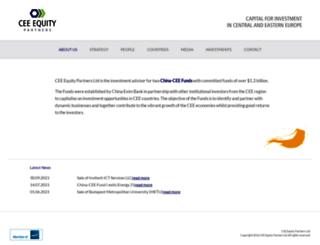 cee-equity.com screenshot