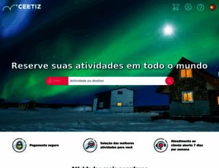 ceetiz.com.br screenshot