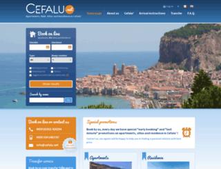 cefalu.net screenshot